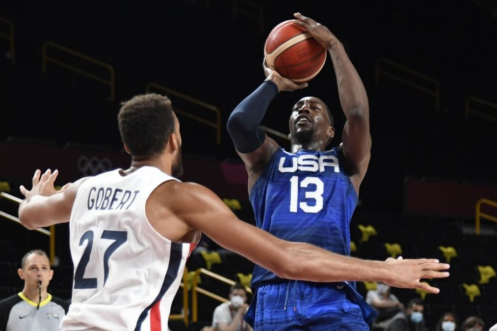 France hands Team USA first Olympic men's basketball loss since 2004
